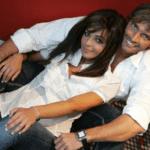 Cynthia Berríos y Julián Gil Foto: Instagram