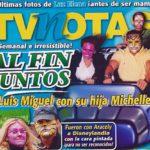 Luis Miguel y su hija Michelle Salas en TVnOtas