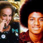 María Félix y Michael Jackson coincidieron en un show en México