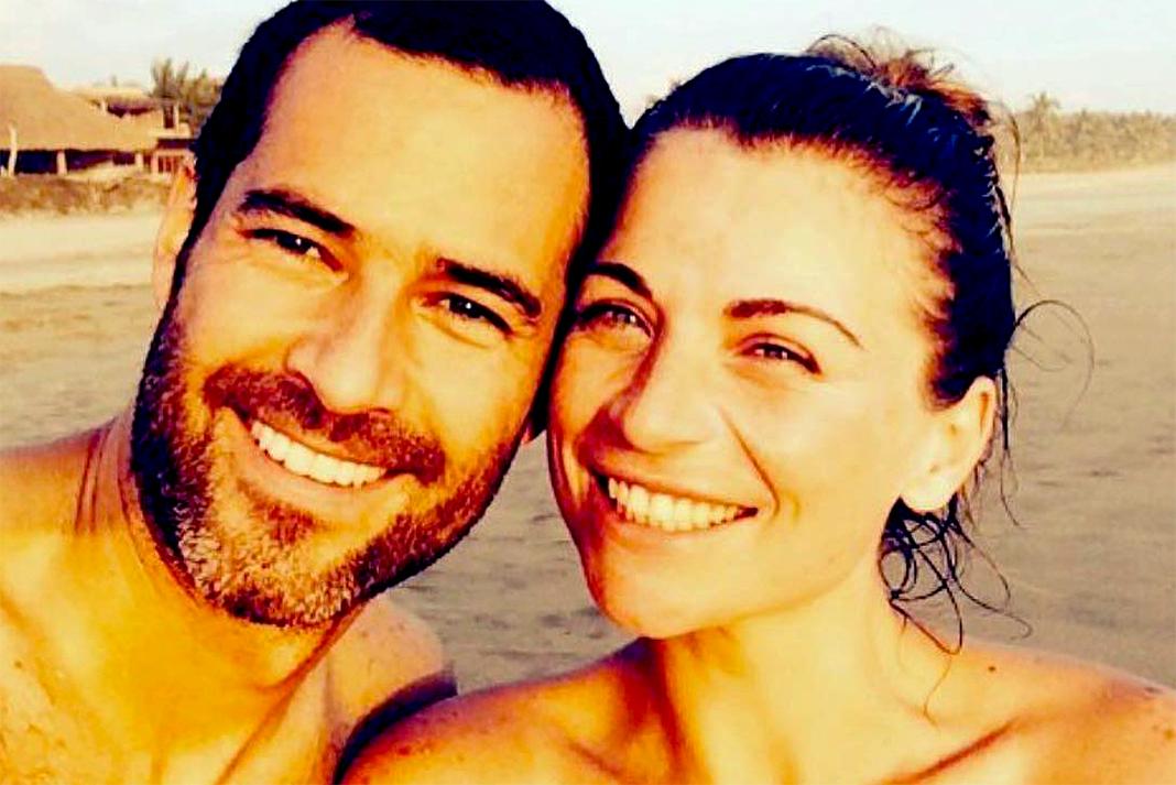 Que Ludwika Paleta y Emiliano Salinas esperan gemelos