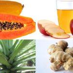 cuatro remedios para limpiar tu colon