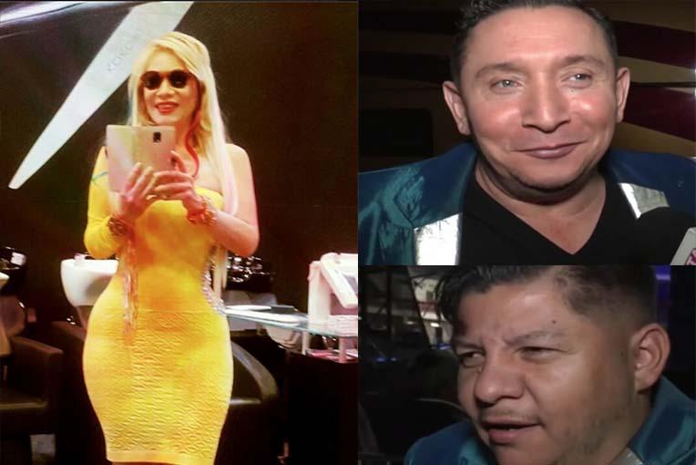 Padme Castellanos dice que Carlos Lizárraga de La Original Banda El Limón la humilló.