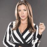 Ximena Duque fue novia de Julián Gil por dos años.