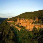 Heidelberg Castle en Heidelberg