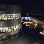 El Museo de Mercedes Benz en Stuttgart.