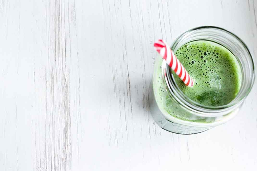 Seis consejos para prepara jugos verdes