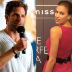 Bradley Cooper y la modelo Irina Shayk no suelen posar juntos