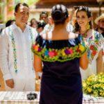 Apenas el pasado 23 de mayo se habían casado en México.