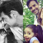 Eugenio y Alessandra está felices con la niña