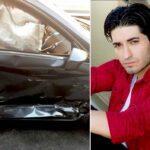 El hijo del actor está desesperado porque no tiene para reparar su auto