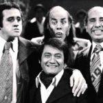 Alejandro Suárez, Manuel El Loco Valdés, Héctor Lechuga y Armando Manzanero