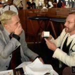 Alejandro Tommasi se lo llevó a París en el restaurante de la Torre Eiffel le pidió matrimonio por segunda vez
