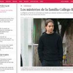 La revista Quién ha sido la única que ha podido fotografiar a Sergio