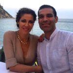 Jaydy Michel y su marido Rafa Márquez se dieron una escapada.