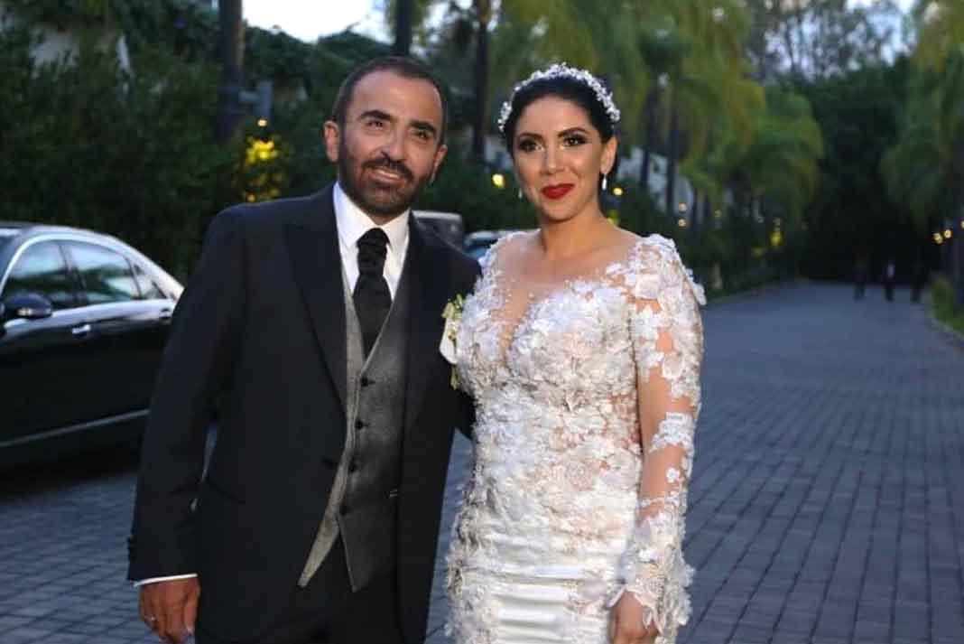 Vicente Fernández Jr. y Karina Ortegón sellaron su amor en Tlajomulco, Jalisco