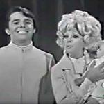 """A finales de los 60's, sus padres la presentaron en televisión en su programa """"Silvia y Enrique"""""""