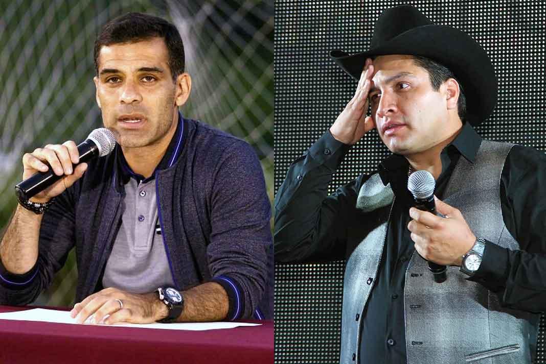 Rafa Márquez y Julión Álvarez están dispuestos a colaborar con las autoridades mexicanas y estadounidenses