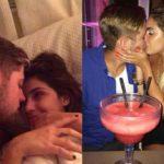 Fotografías con amigos besándose eran frecuentes en sus redes