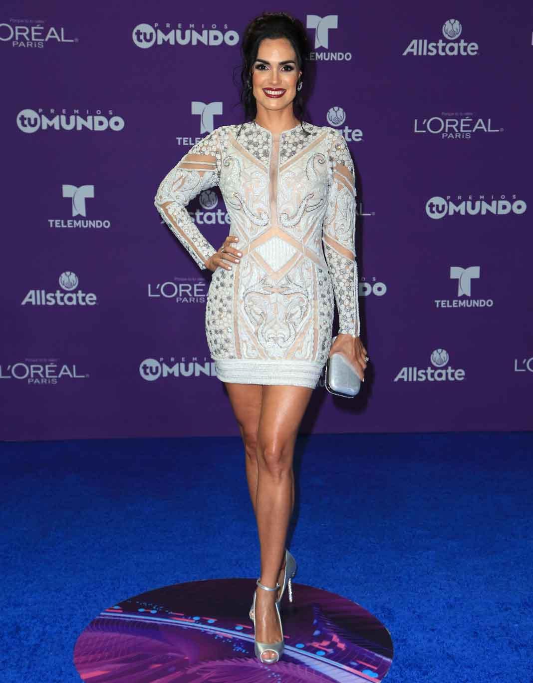 Y Maripily Rivera se podía quedar atrás y también dejo poco a la imaginación