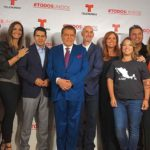 Mi equipo de Telemundo puso su granito de arena en el especial de anoche encabezado por Don Francisco