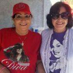 Doña Rosa Rivera, la matriarca de la familia, estuvo vendiendo la comida