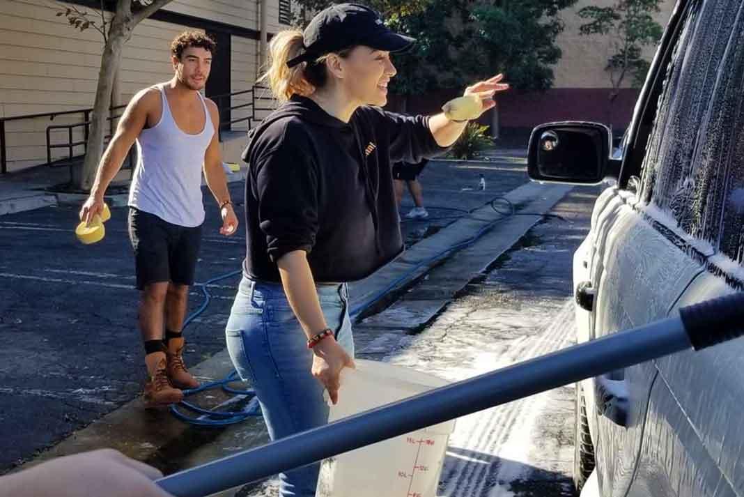 El actor Tony Garza y la hermana de la Diva de la Banda eran reconocidos por los clientes
