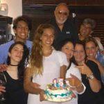 Emilio, Gloria y toda la bella familia de Lili Estefan celebraron el pasado 3 de agosto los 15 años de Luna