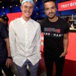 Justin Bieber y Luis Fonsi, una de las fotografías más compartidas a través de las redes sociales