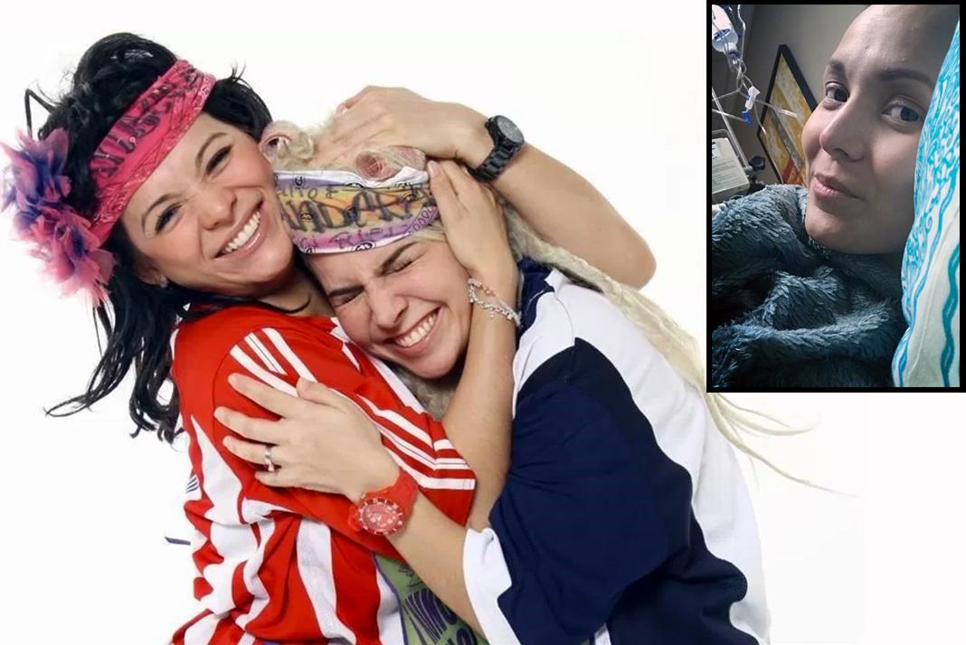 Karla Panini, la Lavandera güera, habría escrito un tuit muy cruel en contra de su ex compañera Karla Luna