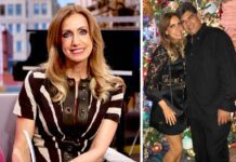 Lili Estefan anunció que se separa de su marido Lorenzo Luaces