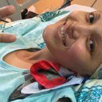 Karla perdió la lucha contra el cáncer luego de 5 años de lucha