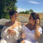 Selena hace poco celebró el cumpleaños de su amiga Raisa, a quien considera como su hermana