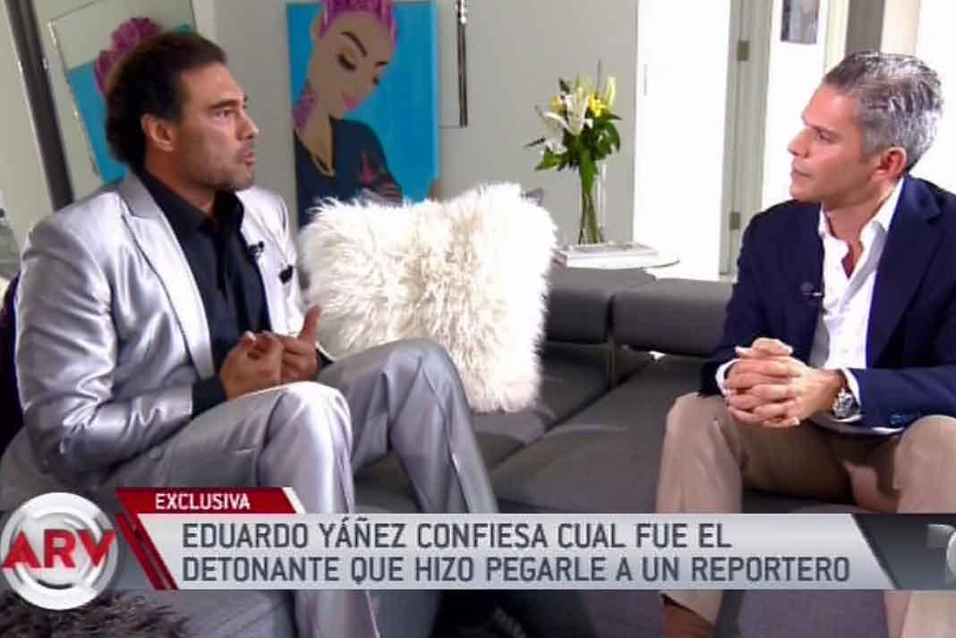 Rodner Figueroa lo entrevistó en Los Angeles en exclusiva, por primera vez hablando sobre su hijo