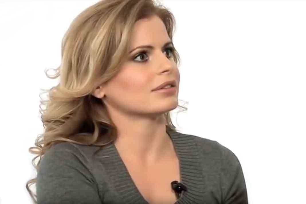 """Francesca fue reportera en """"Ocurrió Así"""" y actuó en la película """"The Birdcage"""" junto a Robiln Williams y Nathan Lane"""