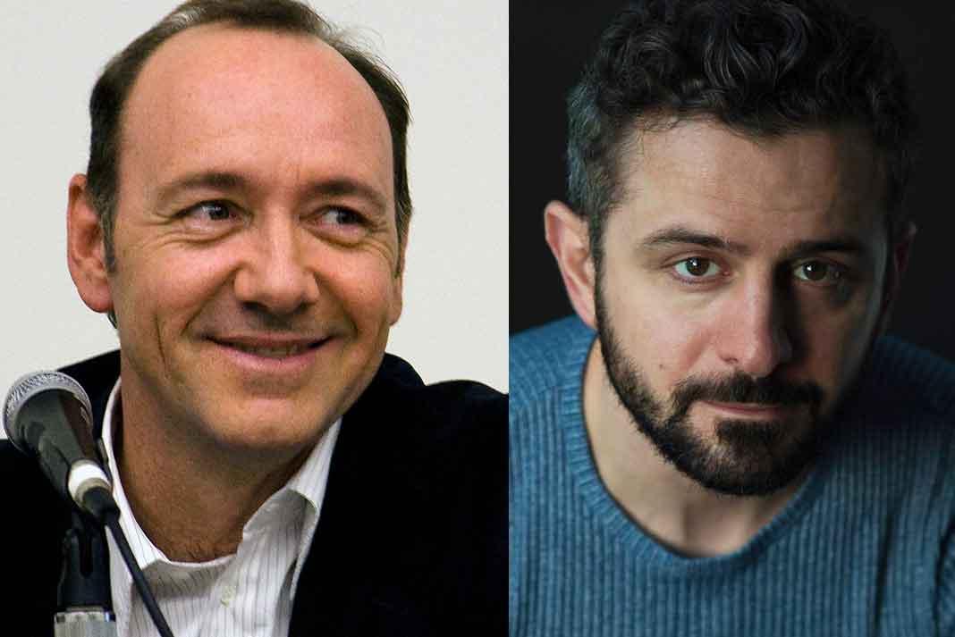 Kevin Spacey era director de arte de un teatro londinense cuando Roberto Cavazos era alumno