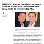 Según este artículo del mismo blog, hasta el Gobernador de Puerto Rico lava dinero del narco