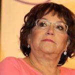 Doña Rosa compartió la imagen del accidente para alertar a las mujeres a tener cuidado