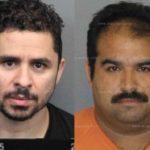 Al igual que Larry, su supuesta víctima José Andrade estuvo detenido hace poco, sólo que él por fraude