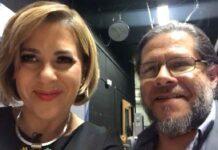 Jorge Zárate, además de buen actor, es un gran conversador