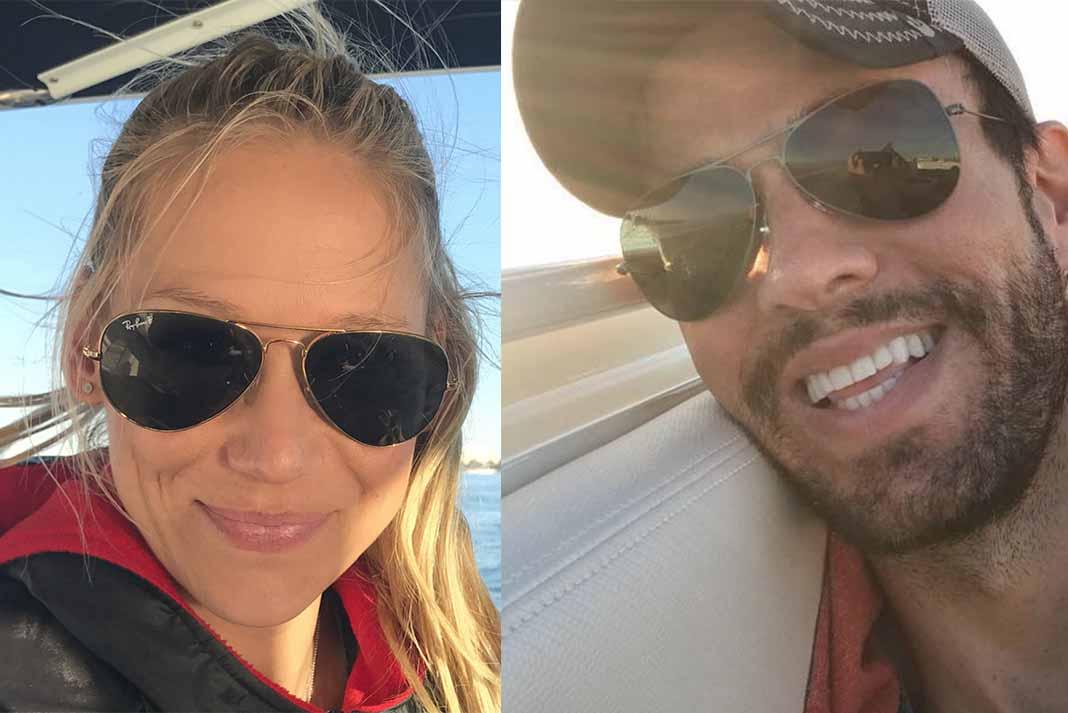 Las últimas fotos que Anna Kournikova y Enrique Iglesias publicaron en sus respectivos Instagram, claro separados.