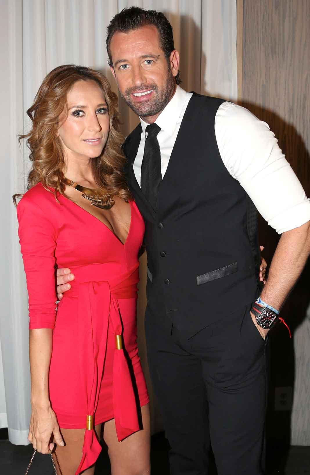 En una reciente entrevista, Gabriel Soto reconoció que Geraldine le aguantó varias infidelidades