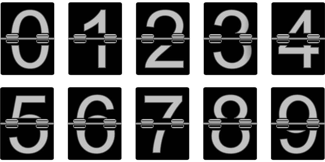 Todas nuestras vidas se rigen por números, en lo personal y como colectividad