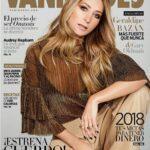 Geraldine Bazán comienza el 2018 siendo la portada de Vanidades.