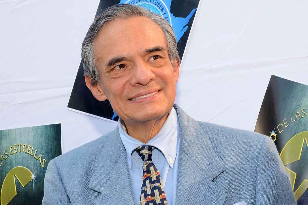 Horacio Villalobos es conocido en México por su humor ácido y burlón