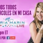 María Marín Facebook Live