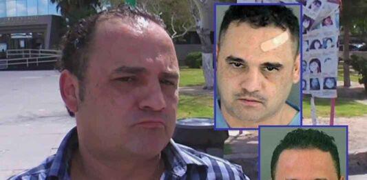 Alberto hace hace poco era uno de los más buscado por la policía de Texas