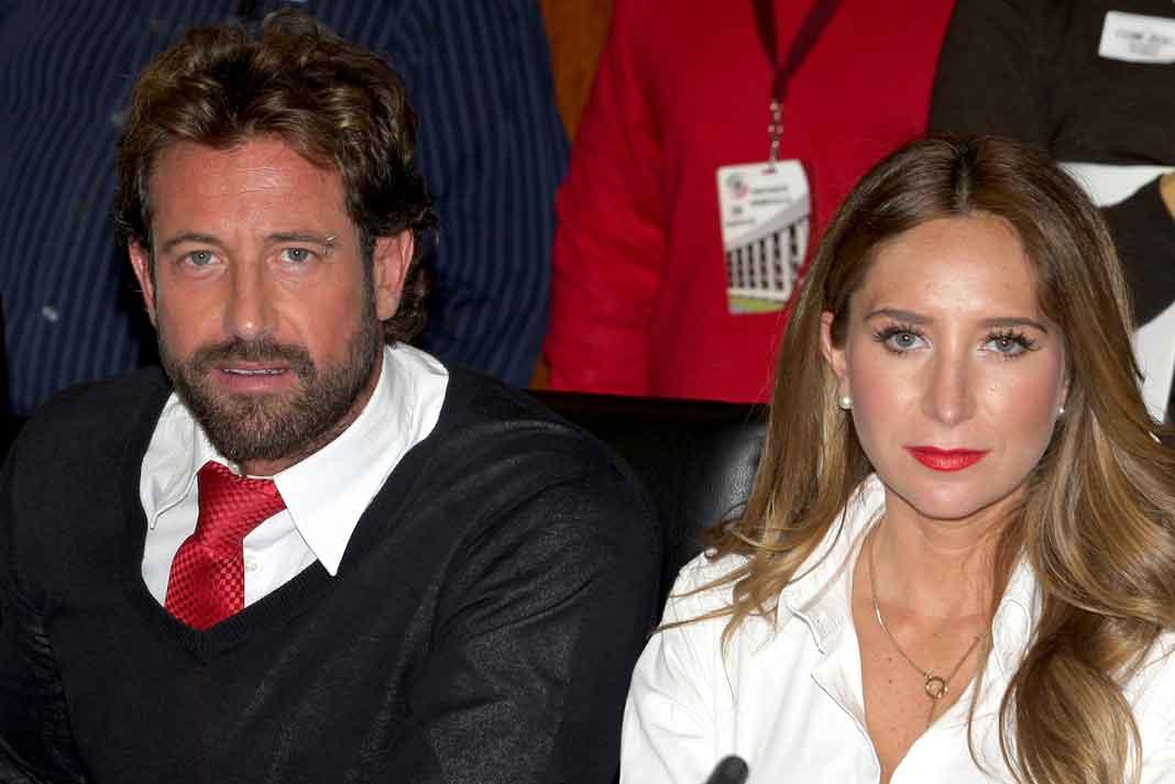Geraldine Bazán hizo públicos los mensajes que una persona le envió haciéndose pasar por el marido de Ximena Navarrete