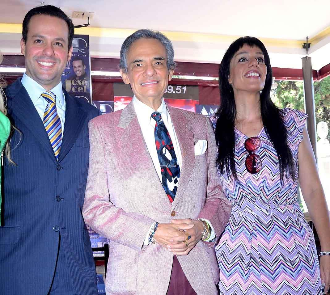 Ni José Joel ni Marysol, los hijos mayores del cantante, sabían que su padre sería trasladado a Miami