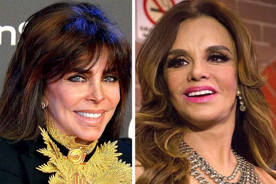 Lucía ha vuelto a tocar el tema de su relación/comparación con La Vero