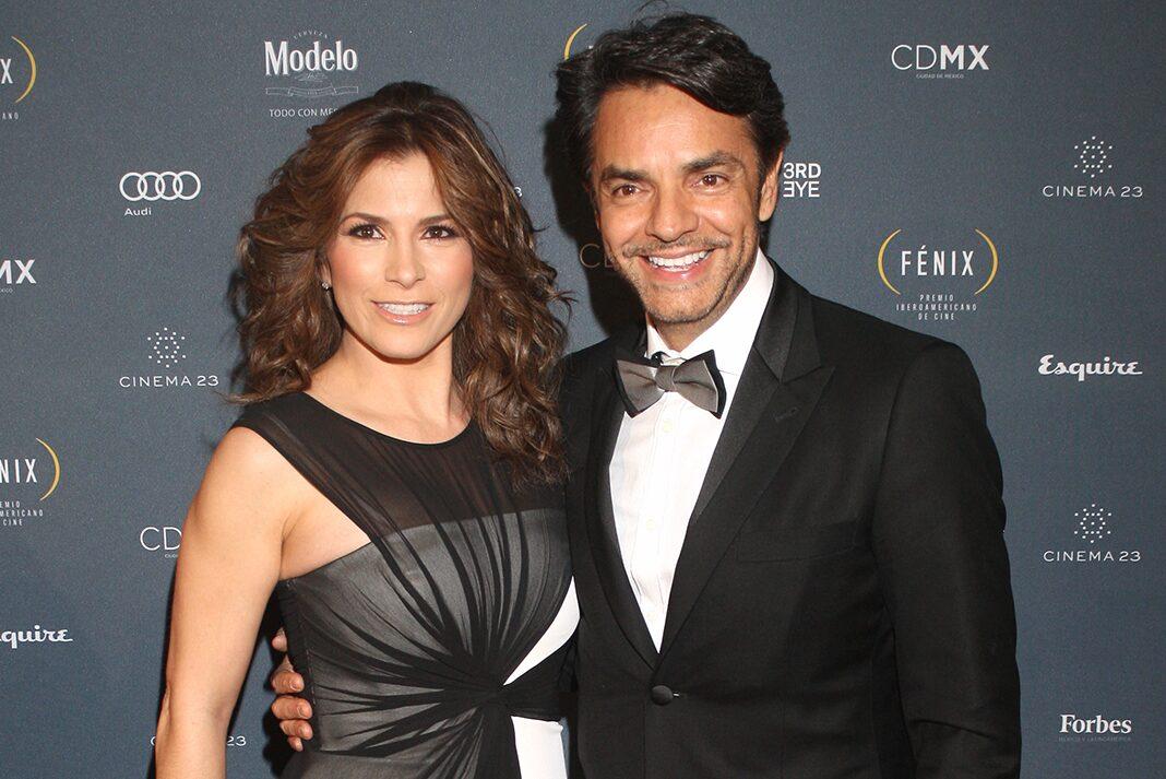 Alessandra Rosaldo y Eugenio Derbez acaban de celebrar 12 años como pareja
